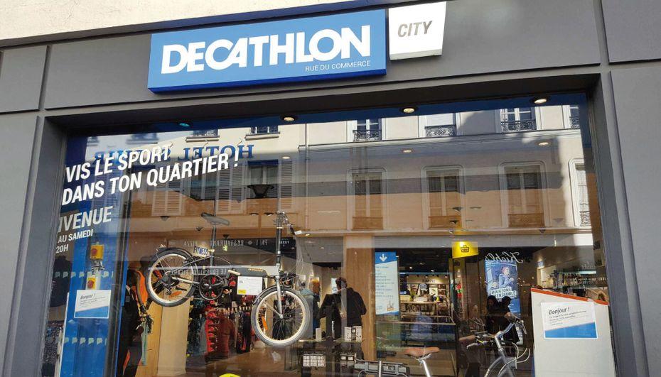 decathlon teste le magasin de quartier sport articles sportifs. Black Bedroom Furniture Sets. Home Design Ideas