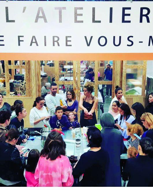 Zodio S Appuie Sur Ses Ateliers Cuisine Et Deco Marche Maison