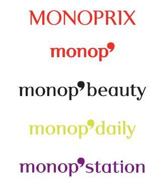 Voici le nouveau logo du groupe monoprix - Monoprix nouveau logo ...