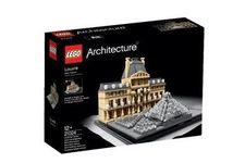 Le coffret Louvre Lego Architecture