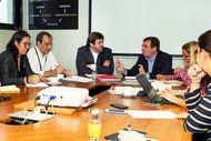 c51df7882e928b Réunion de rédaction Lsa avec Enrique Martinez DG de Fnac Darty au magasin  des Ternes