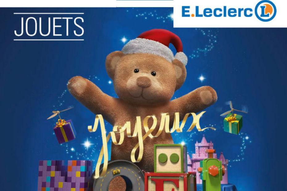 catalogue leclerc noel 2018 jouet Le catalogue E. Leclerc spécial jeux et   Loisirs, culture catalogue leclerc noel 2018 jouet