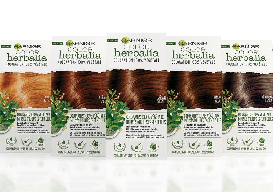 Garnier sans colorant pour cheveux