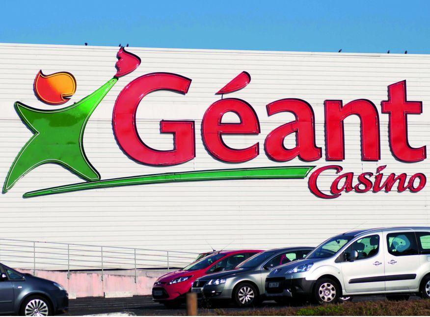 Geant casino luneray