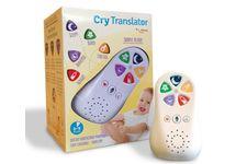 Biloop Cry Translator, un babyphone qui traduit les cris des bébés!