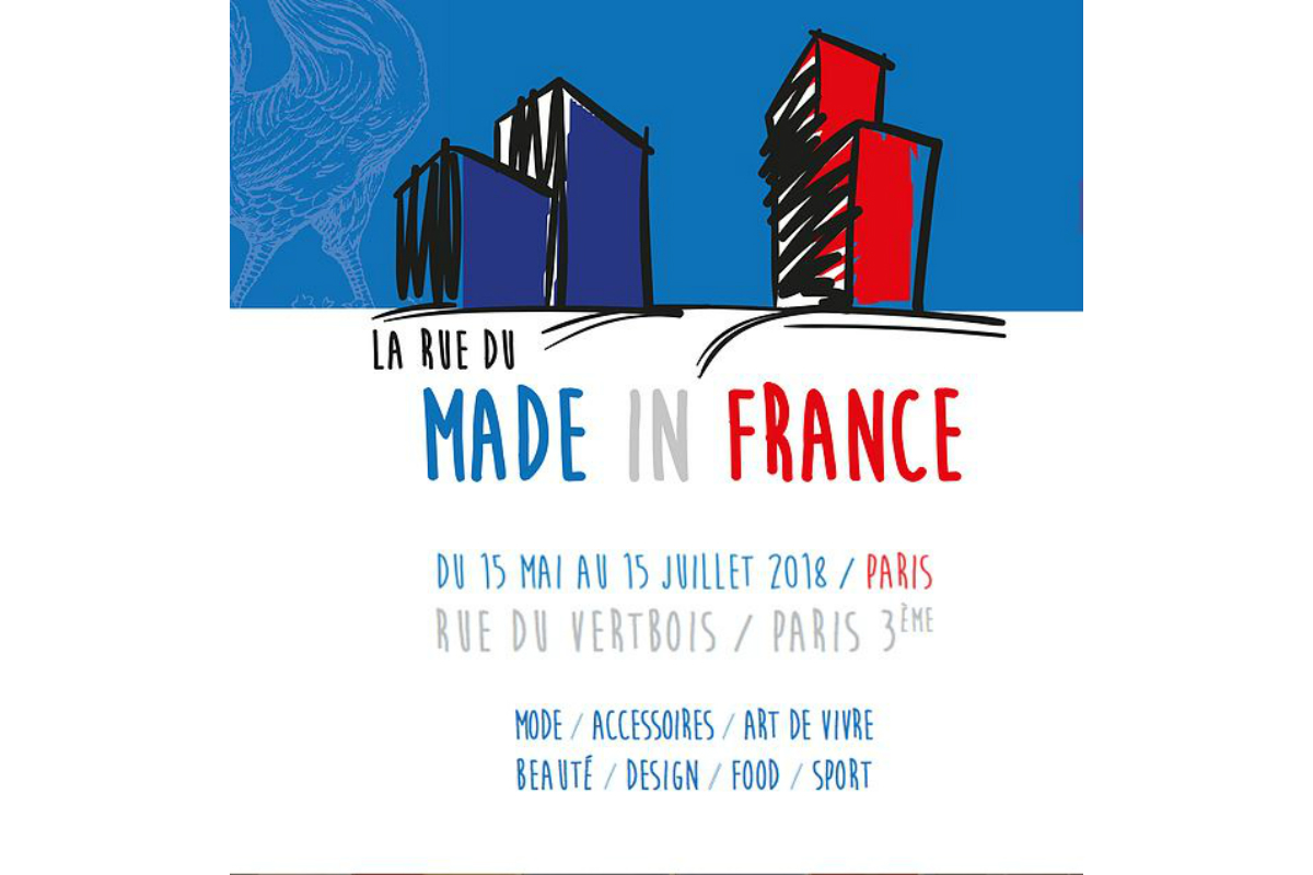 une rue du « made in france » ouvre à paris - textile, habillement