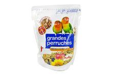 Menu complet pour grandes perruches Auchan