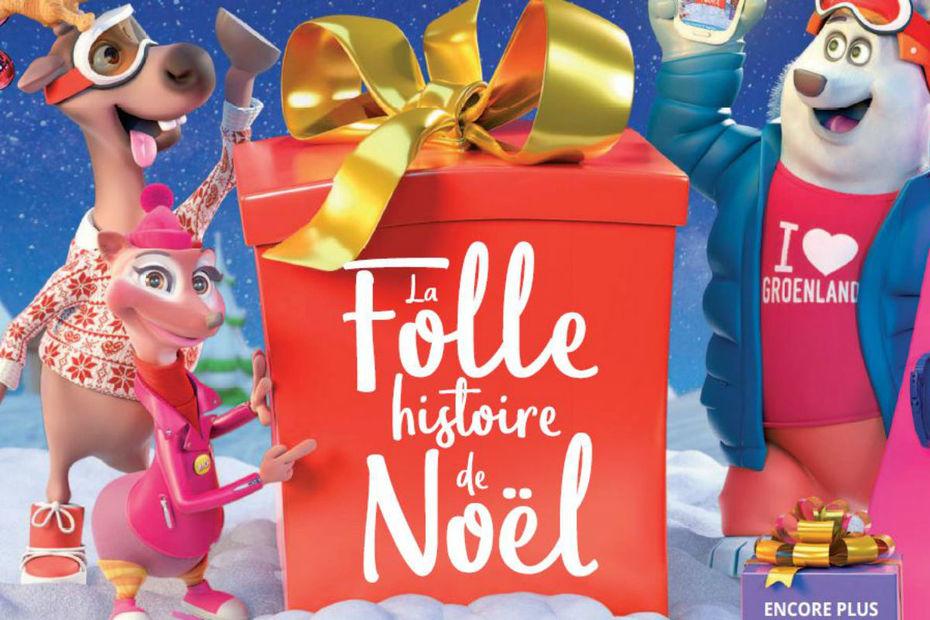 livre de noel 2018 auchan Auchan édite son catalogue spécial jeux et   Enquêtes sur la  livre de noel 2018 auchan