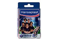 Hansaplast se met au football