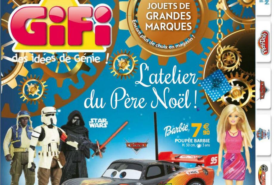 Gifi édite Un Catalogue Spécial Jouets De Les Dossiers