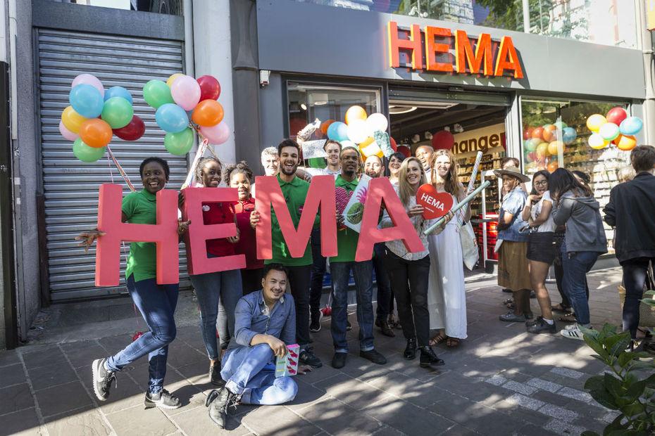 Comment hema avance ses pions en france for Hema magasin france