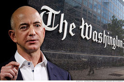 Jeff Bezos, CEO d'Amazon