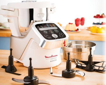 Cuisine companion de moulinex for Moulinex cuisine companion recensioni