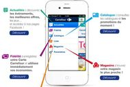 Carrefour Appli mobile