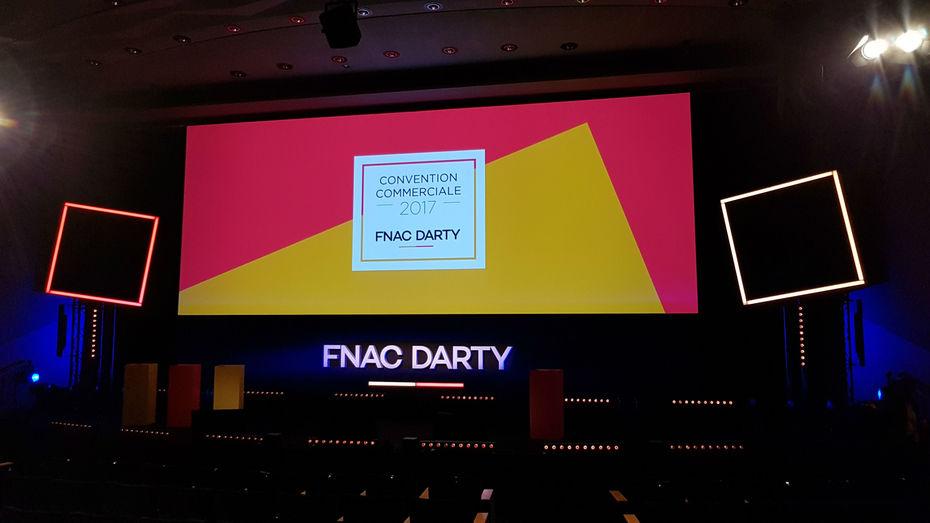 Fnac et Darty tiennent convention commune pour...