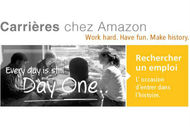 Amazon a embauché 6 000 personnes en 2014.