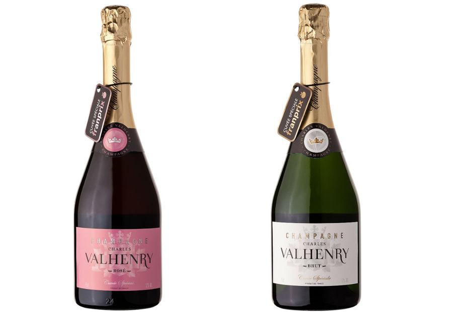 La maison malard assemble le nouveau champagne - Marque electromenager haut de gamme ...