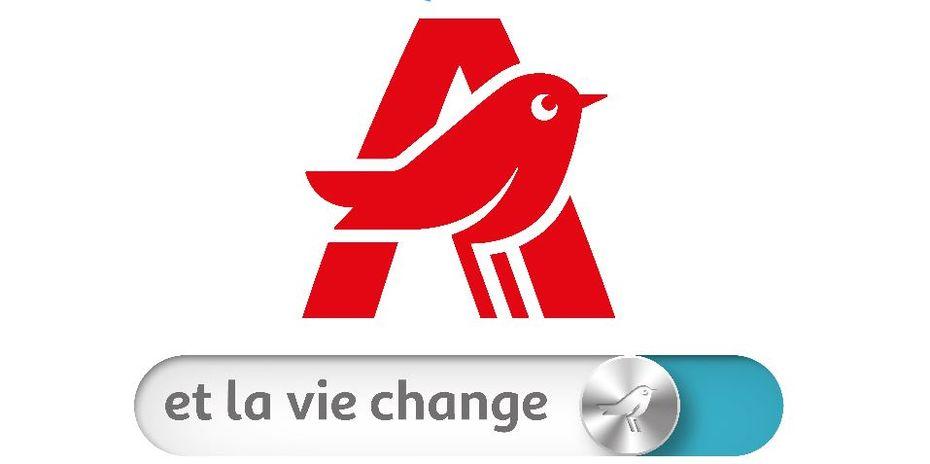 Un nouveau slogan pour auchan for Email auchan