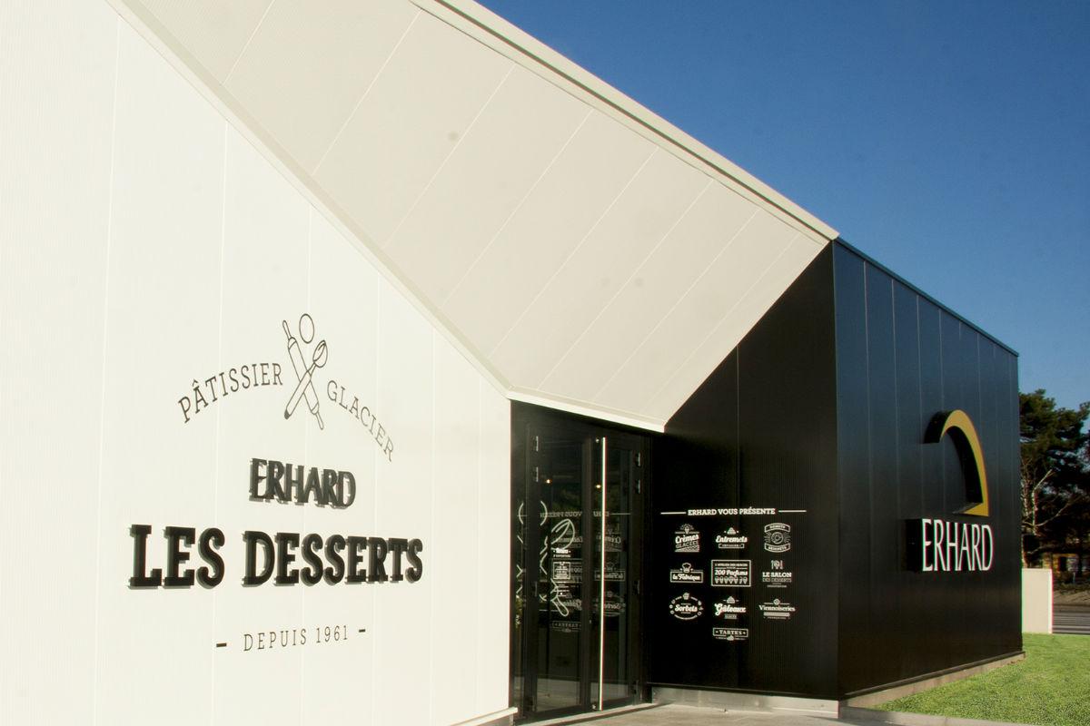 3aa2339d61a8d6 Le fabricant de glaces, Erhard, ouvre une boutique avec Carré Noir, en  Alsace
