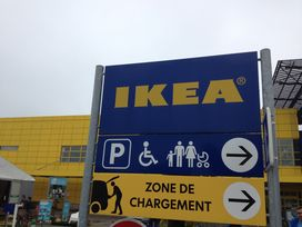 Ikea Clayes-sous-Bois