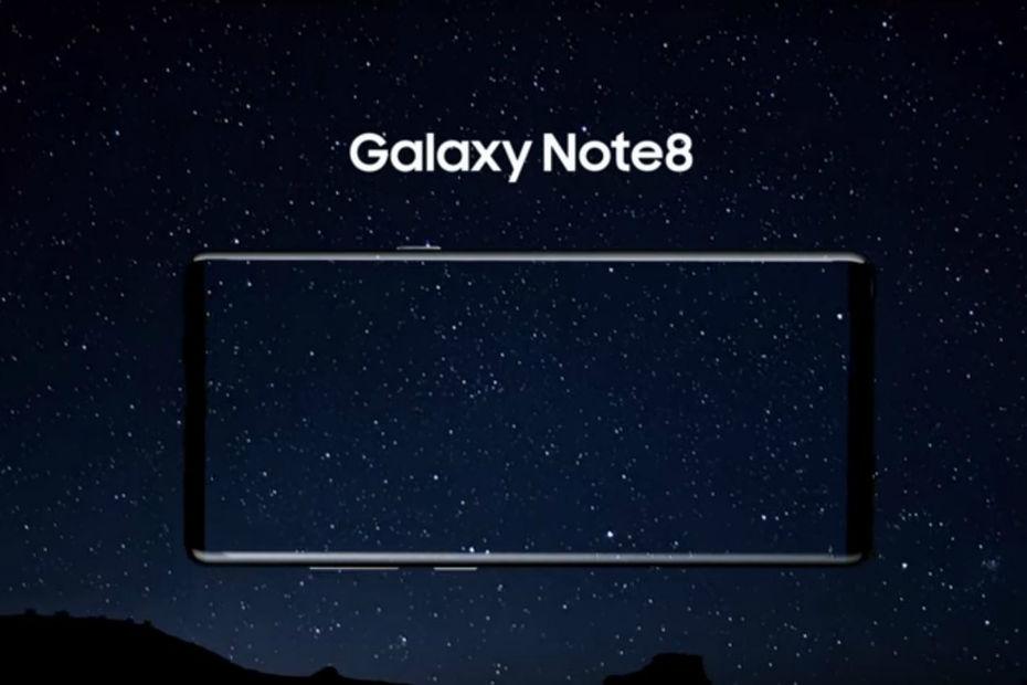 Précommander le nouveau Samsung Galaxy Note8 avec DeX gratuit — Chez mobilezone