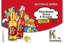 K by Kronenbourg – Fruit rouge