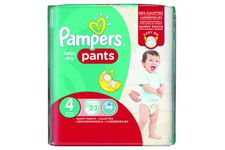 Absorption Pampers
