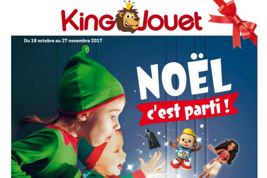 king jouet catalogue noel 2018 en ligne Consultez le catalogue de King Jouet en   Dossiers LSA Conso king jouet catalogue noel 2018 en ligne