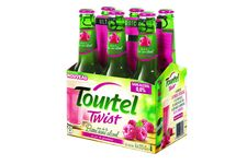 Tourtel Twist framboise de Fruitée