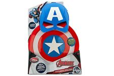 lensemble masque et bouclier captain america de disney - Masque Captain America