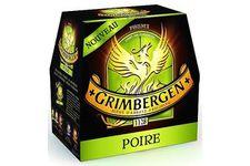 Bière Grimbergen à la Poire