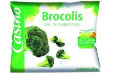 Des légumes surgelés sans résidus de pesticides par Casino
