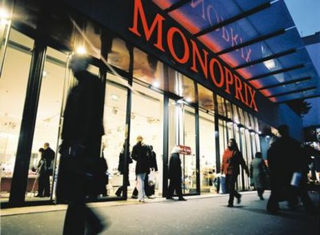 Monoprix Annemasse Centre Ville