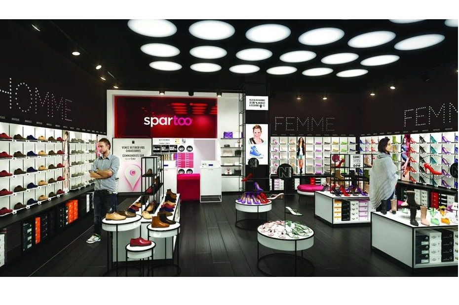 Ouvrir un magasin de chaussures