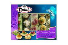 20 Canapés Prestige de Tipiak