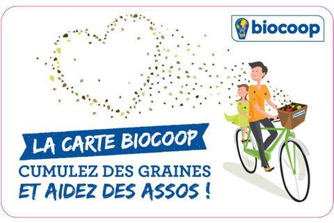 Biocoop Arrive Avec Son Premier Programme De Fidlit