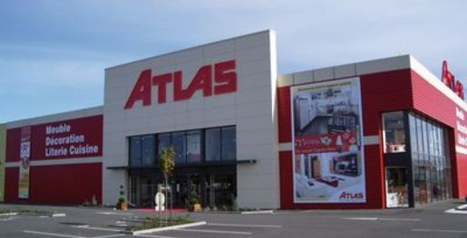 Atlas retaille son concept pour la franchise meubles for Atlas decoration interieur