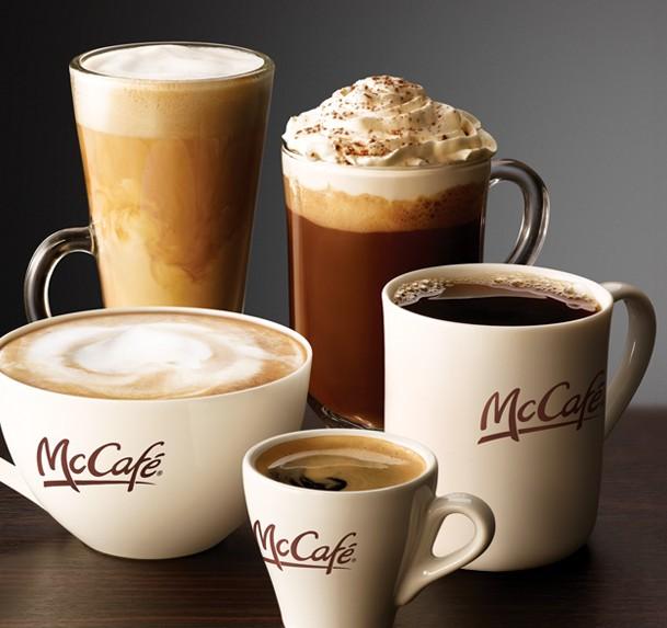 McCafé De McDonald's De McDonald's