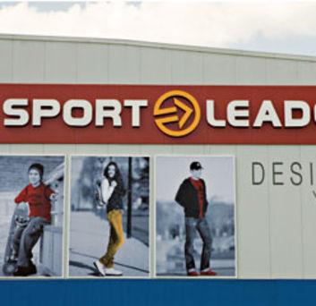 sport leader entre sport et mode textile habillement. Black Bedroom Furniture Sets. Home Design Ideas