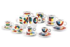 La collection de tasses EXPO 2015 d'Illy