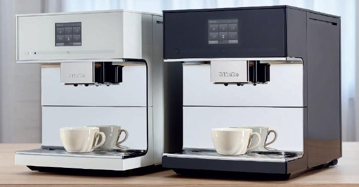 machine caf et th cm7 de miele de miele. Black Bedroom Furniture Sets. Home Design Ideas