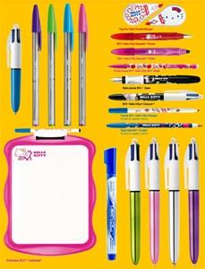 stylo plume hello ketty