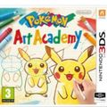 Pokemon Art Academy sur Nintendo 3DS