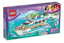 Le Yacht Dolphin Cruiser de Lego Friends