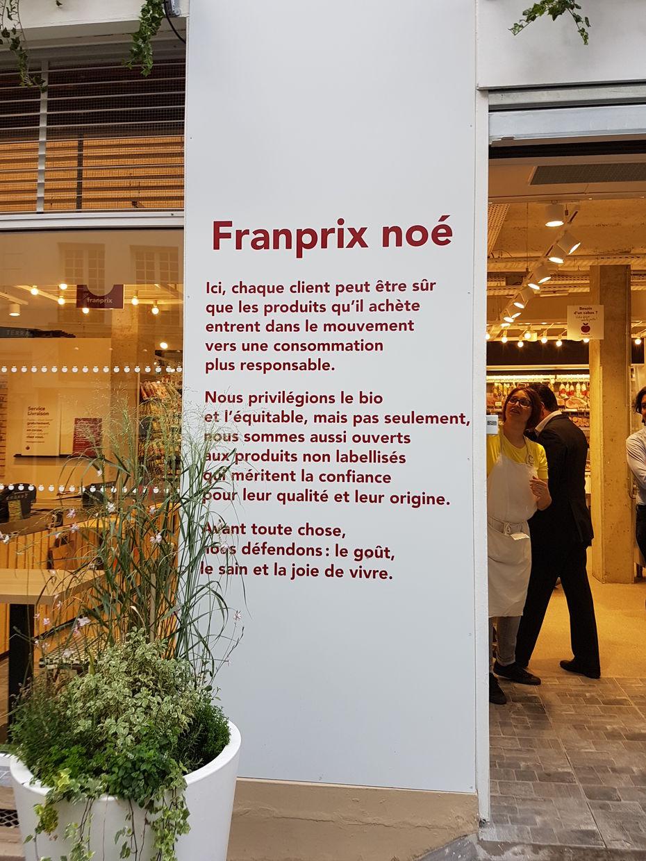 franprix no u00e9  le magasin  u0026quot responsable u0026quot