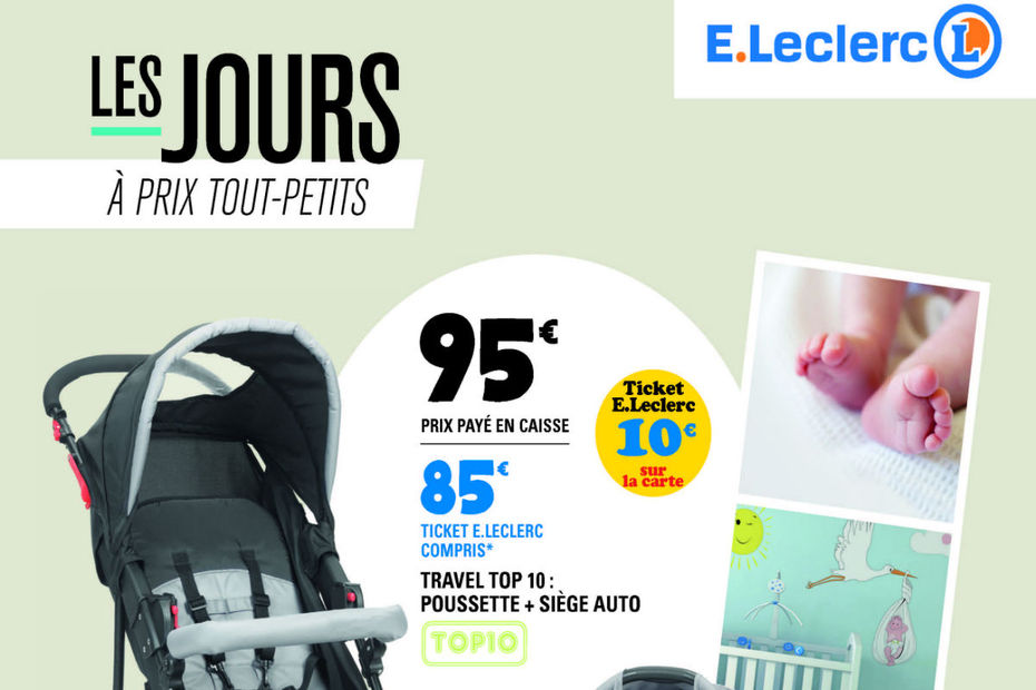 leclerc lance catalogue sp 233 cial
