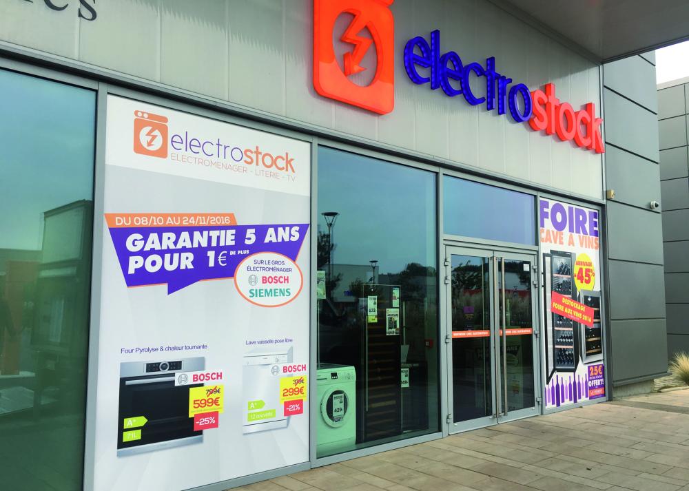 Electrostock le d stockage en circuit court electrodomestique - Destockage electromenager 77 ...
