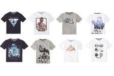 Les T-shirts Star Wars « père et fils » en édition limitée de Celio