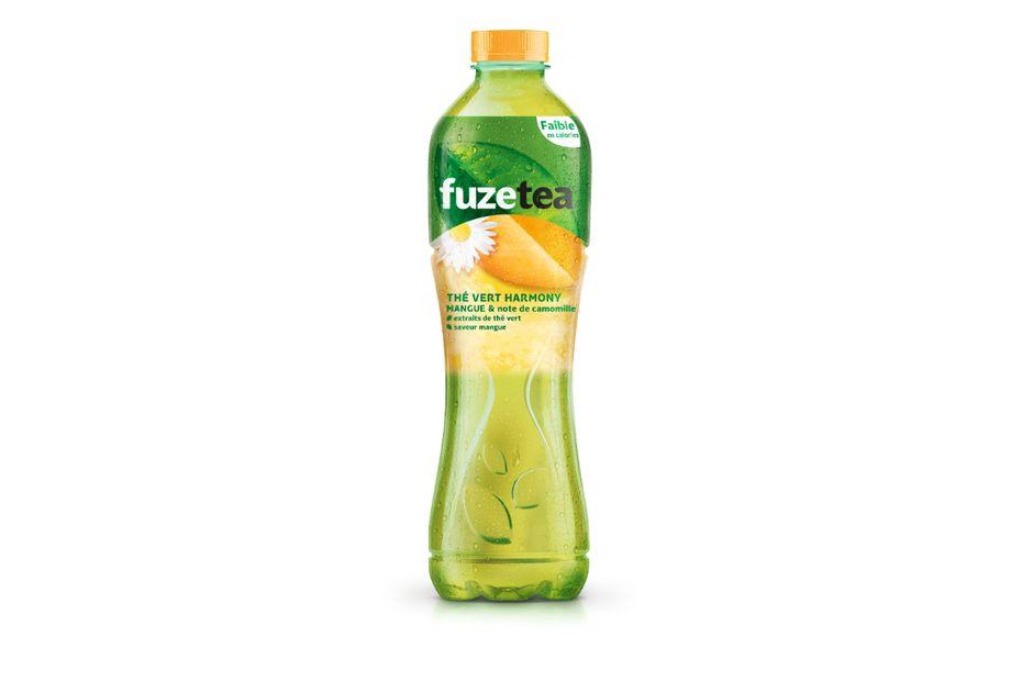Fuze Tea (Coca-Cola) veut être N°2 des