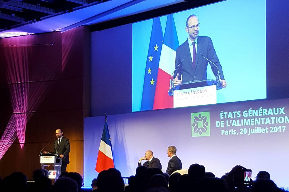 Le premier Ministre a inauguré le lancement des Etats Généraux de l'Alimentation.